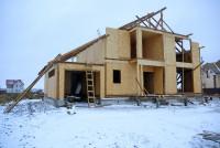 Строительство здания по технологии СИП